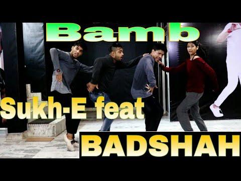 BAMB Sukh - E feat. Badshah Dance Cover By - Step up Girl & Boys Choreography by - Gajendra Kumar