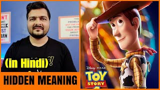 Toy Story Film Series (1,2,3,4) - Movie Review | Political Philosophy | Hidden Meaning Explained