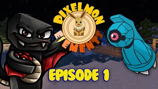 Pixelmon Elements - Episode 1 - A Psychic Hypnosis