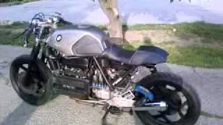 1985 BMW K100 Cafe Racer