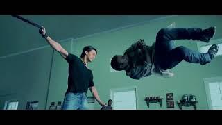 Tiger shroff stunts   Amazing fight   kicks   gymnastic   heropanti movie