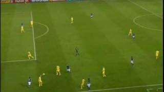 Mondiale 2006 - Italia vs Ucrania - Gol di Toni 3-0 (HQ)
