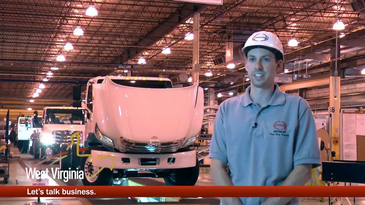Hino motors manufacturing usa williamstown w va youtube for Motor manufacturers in usa