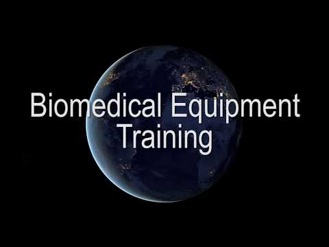 Biomedical Equipment Training Medical Equipment Repair Maintenance Calibration Installation Contract