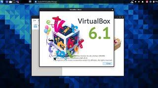 How to Install VirtualBox on Kali Linux 2020.4