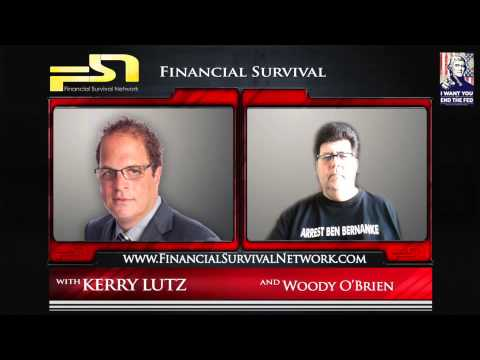 Woody O'Brien--Is The Commodity Bear Market Ending? #2749