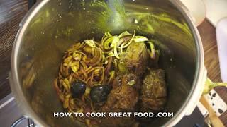 Arabic Cumin Lamb Recipe - Middle Eastern Gulf Cooking