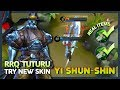 Yi Sun-shin Roguish Ranger by RRQ'Tuturu '2 Damage Items is Enough' ~ Mobile Legends