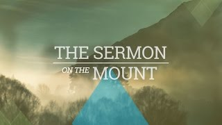The Sermon On The Mount - Meek Does not Mean Weak