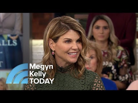 Lori Loughlin Talks About 'Fuller House,' 'When Calls The Heart' & Family s  Megyn Kelly TODAY