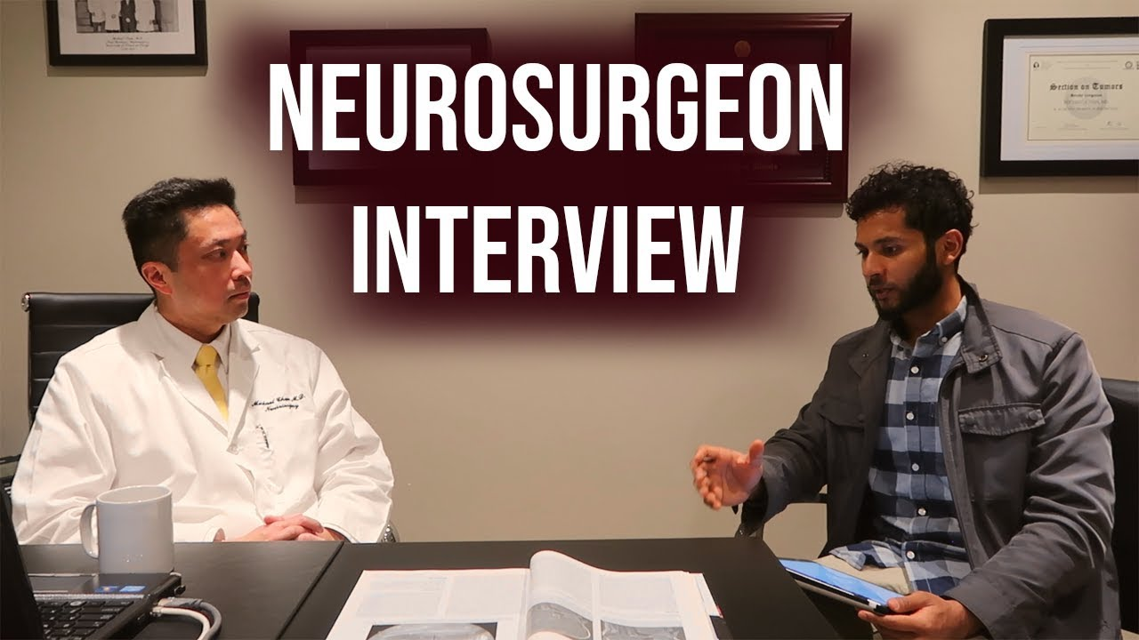 Brain Surgeon Interview | Neurosurgeon Day in the life, Neurosurgery  Residency, Money, Surgery Types