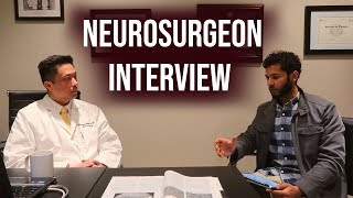 Brain Surgeon Interview | Neurosurgeon Day in the life, Neurosurgery Residency, Money, Surgery Types