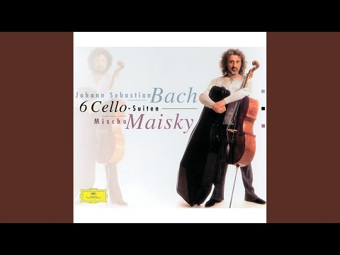various artists j s bach suite for cello solo no 1 in g bwv 1007 3 courante