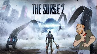 Let's Play The Surge 2 gameplay #8 -
