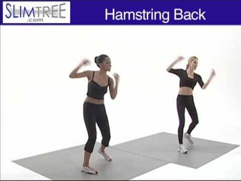 Slimtree.com - Cardio Jazz Dance Workout