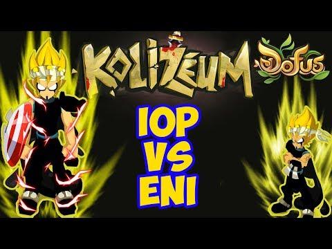 [DOFUS] GO TOP 1 KOLI #15: IOP VS ENI FULL CHANCE + RET AP