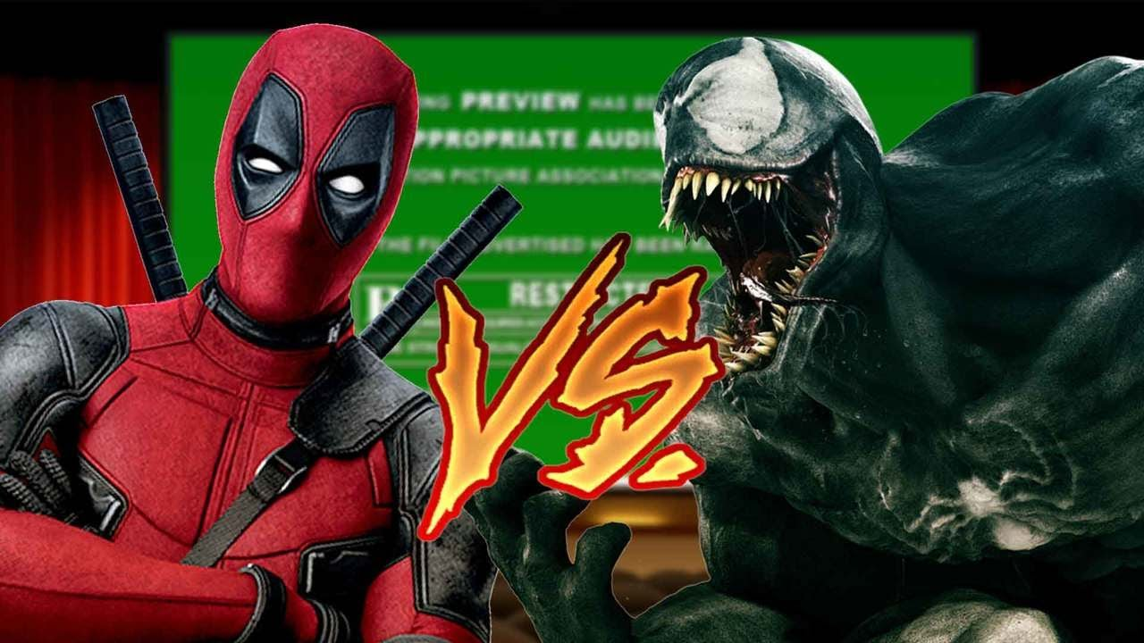 Venom Vs. Deadpool 2: Which Trailer Was Better? – Up At Noon Live!