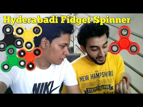 Indian Fidgets Spinners l Compilation l The Baigan Vines