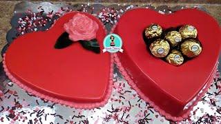 Gelatina Caja de Chocolates 💝🍫 San Valentín / Día de Amor y Amistad