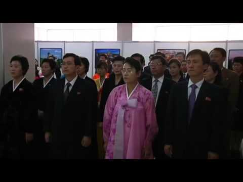 Photo Exhibition on Czech Culture Opens in North Korea
