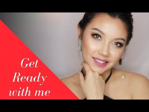 GET READY WITH ME ADA GIVEAWAY versi Bahasa indonesia