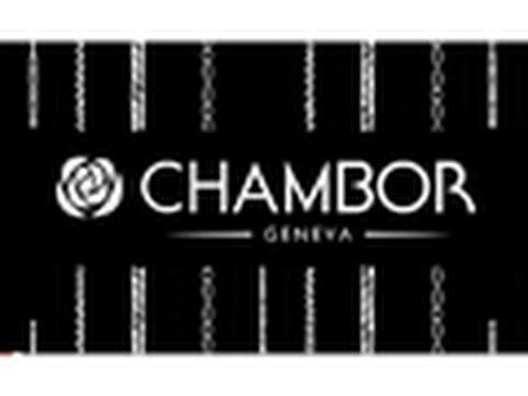 Chambor's Stay-On Waterproof Eyeliner Pencil