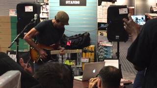 Greg Howe Kick it all Over - Guitar Center Brooklyn Clinic 11/15/14