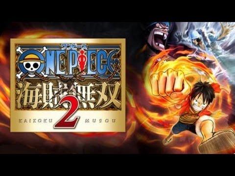 Vidéo Test : One Piece Pirate Warriors 2