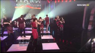 Download 18.10.2009 [1nkigayo] Supernova & T-ARA: Time To Love 2 MP3 song and Music Video