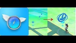 Como tirar O bug / ban Fly GPS Pokemon Go 2017