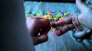 Обучение плетение из резинок