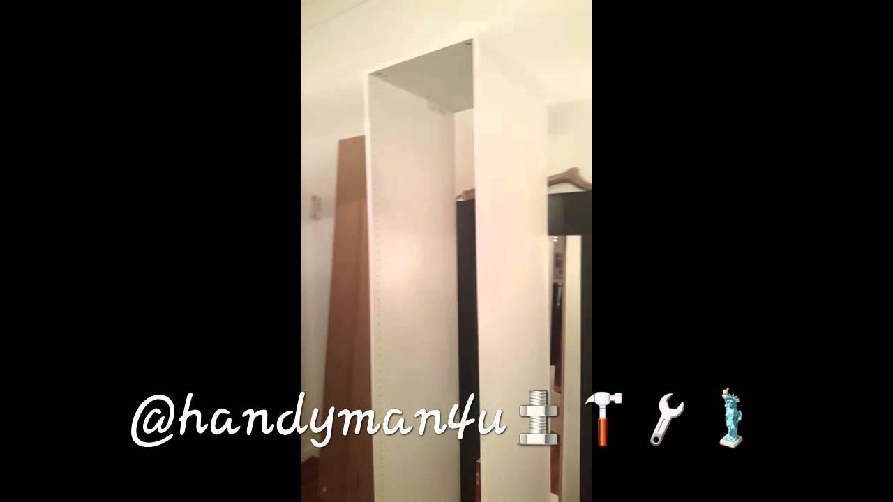 Handyman Service Ikea Furniture Assembly Youtube
