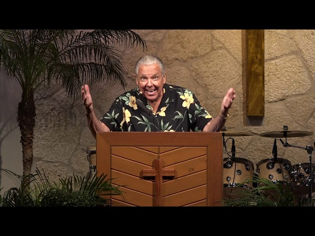"""""""Sharing Your Faith is Not Optional"""" - Special Guest, Barry Meguiar"""
