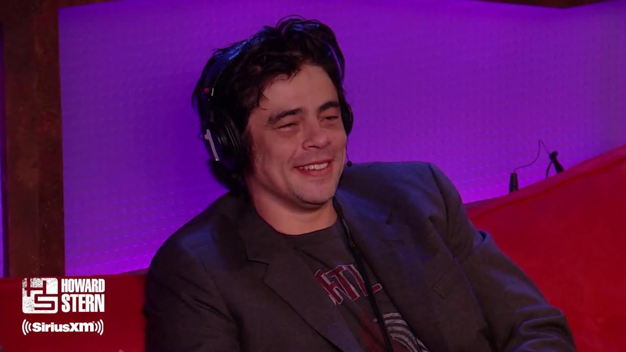 Why Did Benicio Del Toro Burn His Wrists With Cigarettes for a Role? (2009)