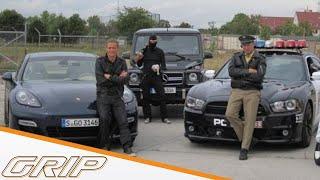 Der perfekte Fluchtwagen 4 | GRIP
