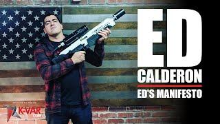Ed's Manifesto // John Bartolo Show