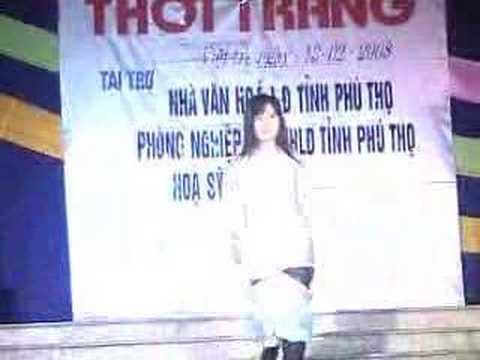 Hoi thi Thiet ke thoi trang- Nguyen Thuy Linh