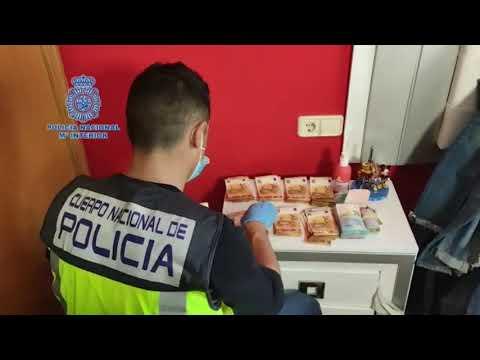 60 detenidos en un duro golpe al narcotráfico