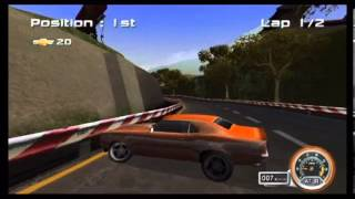 Chevrolet Camaro Wild Ride Wii Gameplay Part 2