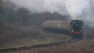 GWR, Great Western Railway, Steam Trains, Tunnel, Locomotive, Whistle