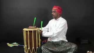Yakshagana - Introduction to chande