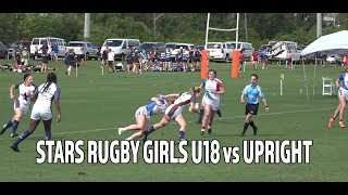 Tropical 7s 2019: Stars Rugby GU18 vs Upright