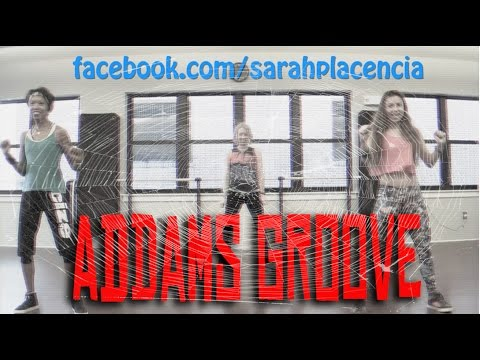 Dance Fitness with Sarah Placencia - Addams Groove
