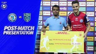 Post Match Presentation- Jamshedpur FC 3-2 Kerala Blasters FC  | Hero ISL 2019-20