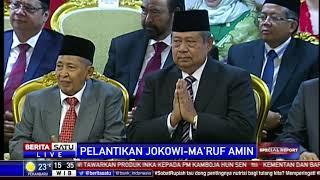 Bamsoet Apresiasi Kehadiran SBY dan Mega di Acara Pelantikan