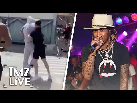 Future Avoided Ibiza Fight Because of A$AP Rocky   TMZ Live Mp3