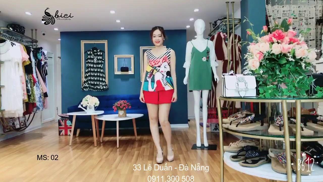 Shop thời trang nữ đẹp ở Đà Nẵng