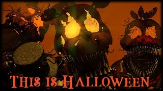 - FNAF SFM This is Halloween Remix
