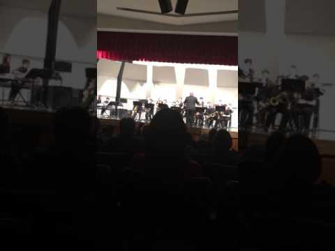 Burleigh Manor Middle School Jazz Band