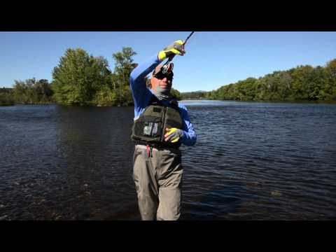 Shallow Minded - Fly Fishing The Kennebec River In Maine